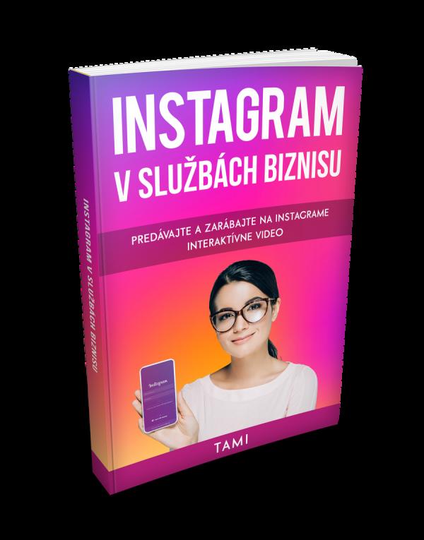 Instagram v službách biznisu