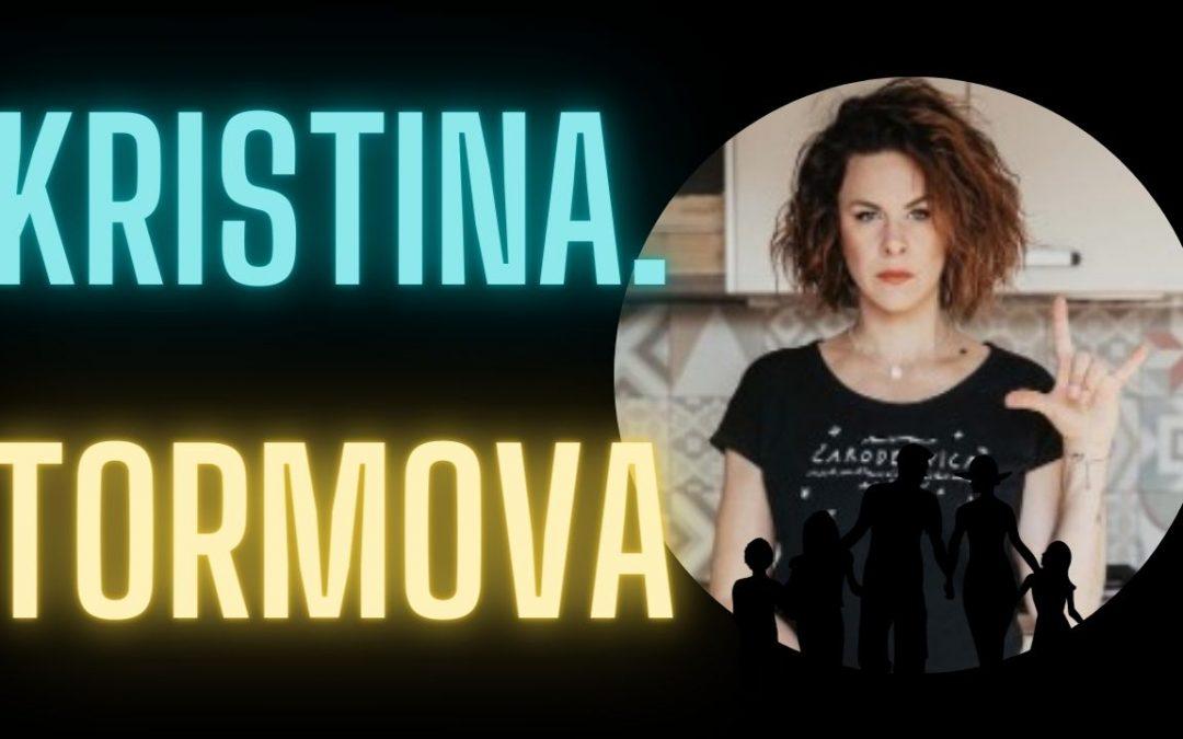 Kristína Tormová na Instagrame- Analýza profilu @kristina.tormova